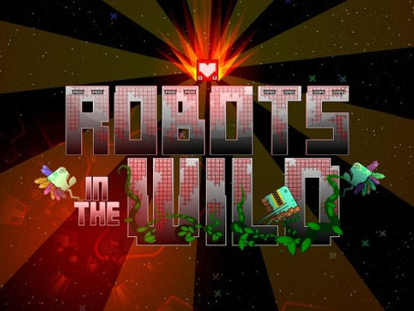robots in the wild comes in for a landing on steam early access
