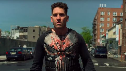 The Punisher season 2 - Jon Bernthal