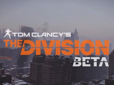 tom clancys division beta impressions