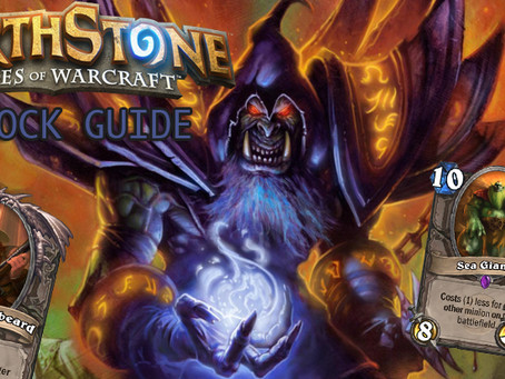 hearthstone zoolock deck and strategy guide
