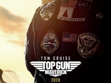 Top Gun: Maverick, the sequel to Top Gun, roars into theaters Summer 2020