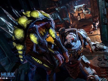 Spacehulk Tactics – Hands-On at E3 2018
