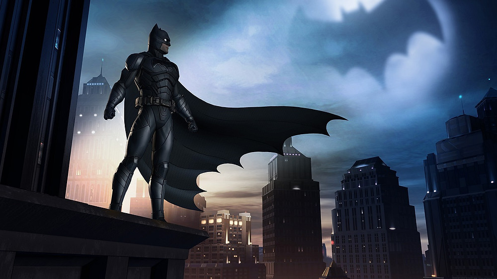 Telltale Batman TEW Batman Bat Signal