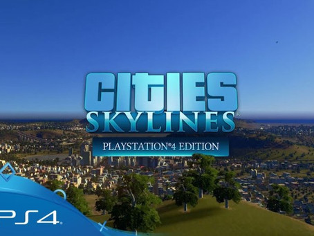 Cities Skylines Heads To The PlayStation 4