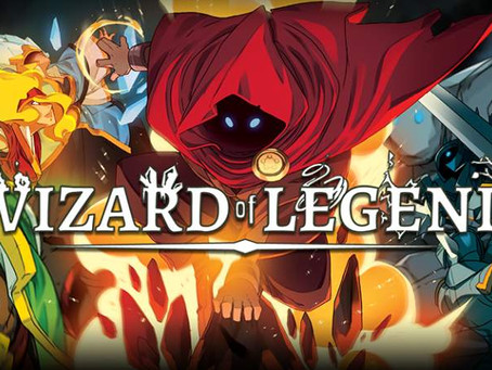 Wizard of Legend – Review