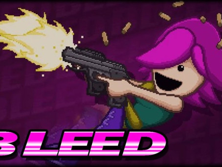 BLEED – Heading to the PS4 & Xbox One at the End of August