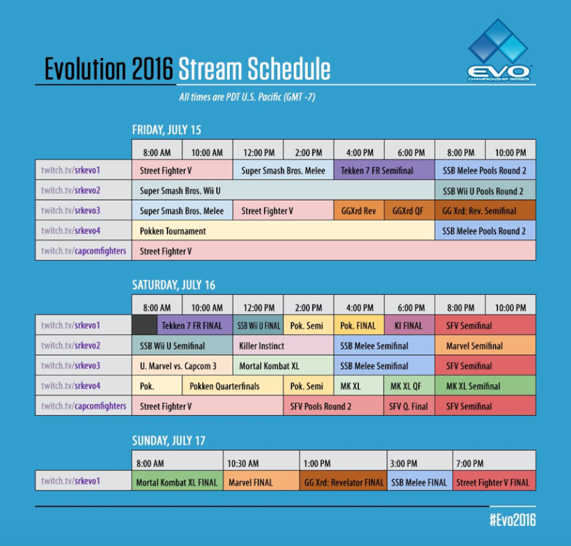 Evoschedule2016