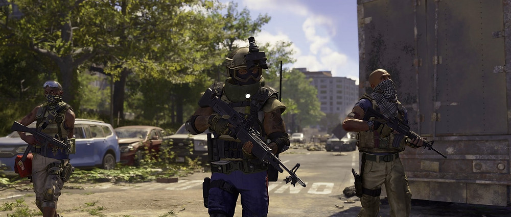 Image result for the division 2 true son