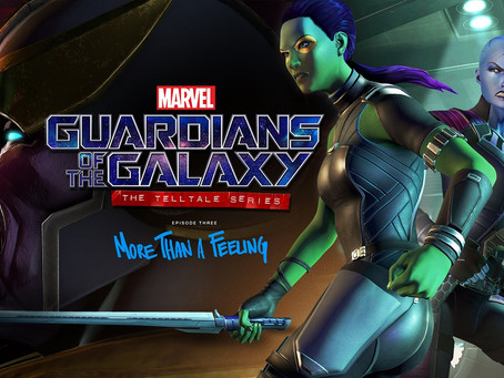 """Ep. 3 of Telltale's GOTG (""""More Than a Feeling"""") Out Now"""