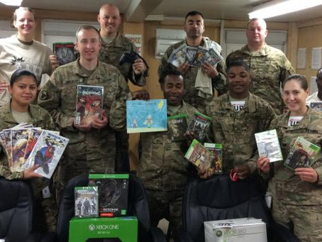 supply crate 230th fmsu afghanistan complete
