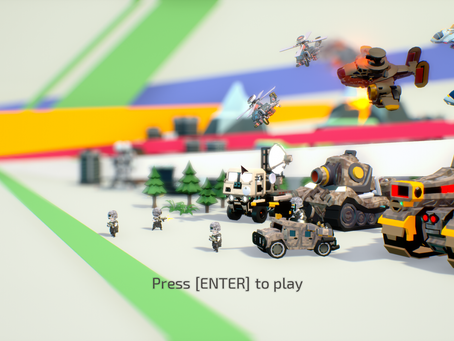 PAX West 2017: Tiny Metal is a Spiritual Successor to Advance Wars