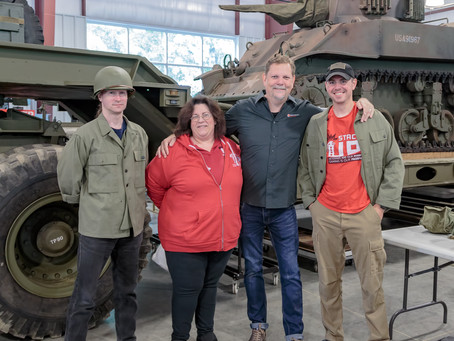 Stacking Up with Wargaming West and World of Tanks