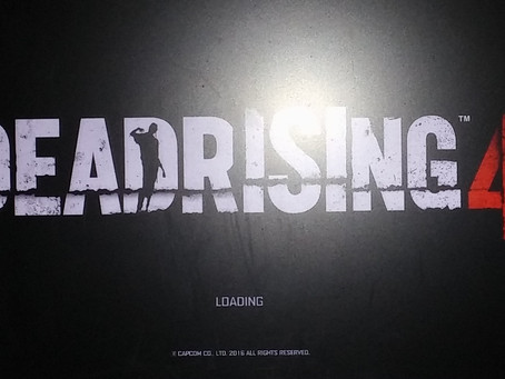 deadrising 4 leaked posters gameplay images shown