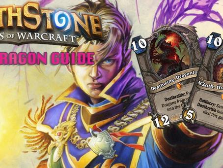 hearthstone standard deathrattle dragon priest deck strategy guide