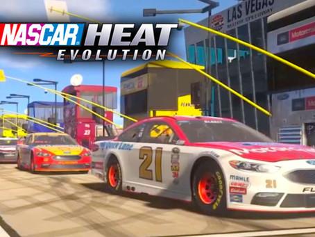 nascar heat evolution review