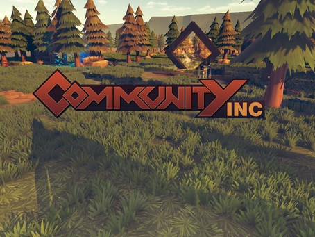 Community Inc. First Alpha Released