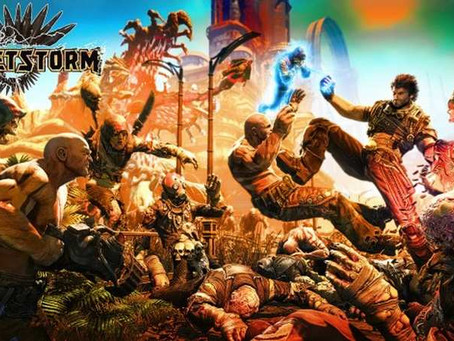 bulletstorm full clip edition comes back from the dead releases next year