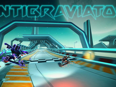 Antigraviator – Iceberg Interactive Announces this Racer, Coming in 2018