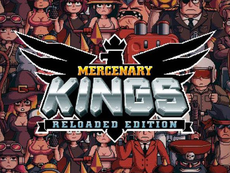 Mercenary Kings: Reloaded Edition – Review ( PS4, Switch, Vita)