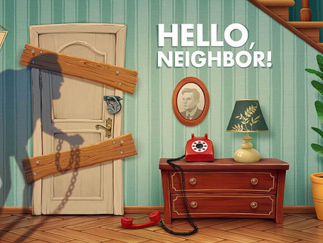 hello neighbor first alpha released