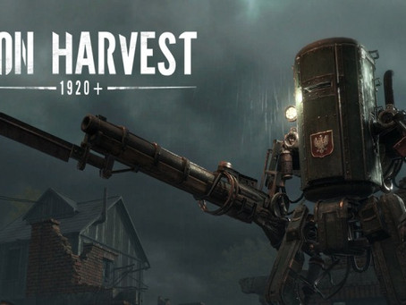 Iron Harvest –  This RTS gets a new Trailer!