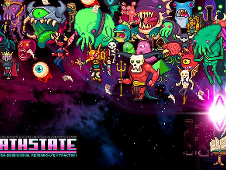DeathState – Brings Non-Stop Dimensional Action to PlayStation 4