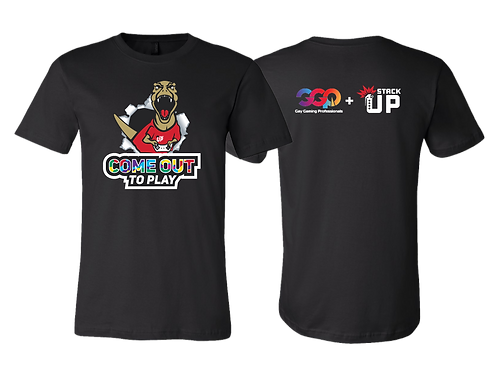 GGP + Stack Up Coming Out Month Shirt