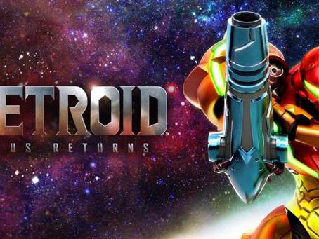 Metroid: Samus Returns – Nintendo Announces New Title for Nintendo 3DS