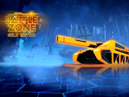 Battlezone: Gold Edition – Review (PS4 and Switch)
