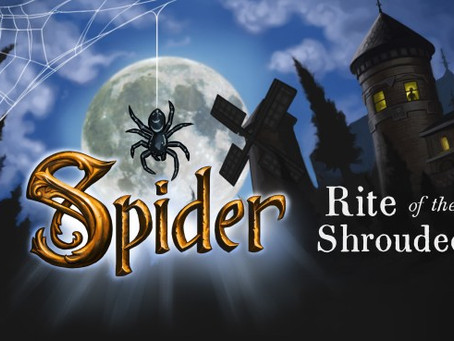 spider rite of the shrouded moon preview