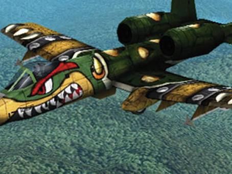 ace combat assault horizon plus 3ds review