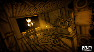 Bendy and the Ink Machine Chapter 1 Projector