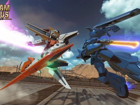 Gundam Versus – Coming to PS4 This Fall – Namco Bandai Release New Trailer