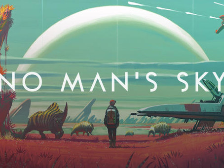 no mans sky into the great unknown
