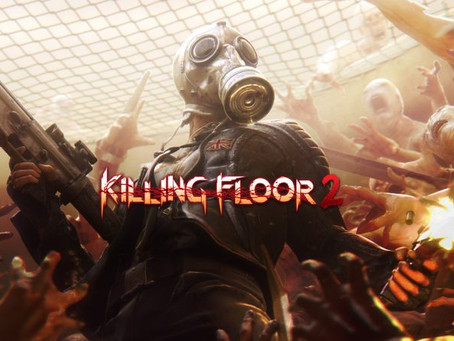 killing floor 2 launches blood carnage two weeks