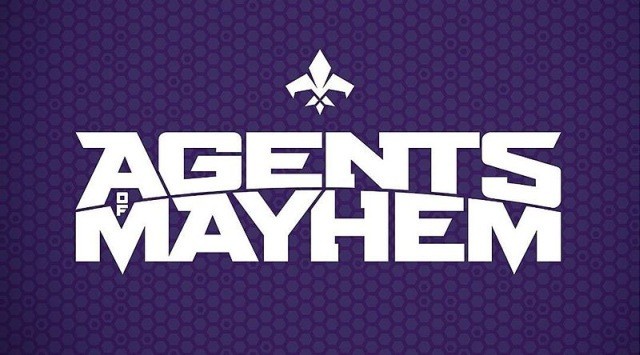 agents of mayhem, saints row, hardtack, volition, fortune, hollywood, seoul, korea, e3, 2016, preview, demo, hands-on, deep silver, rama,
