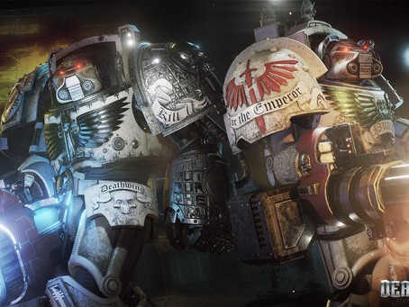 SpaceHulk: Deathwing Enhanced Edition – On Consoles this Holiday Season