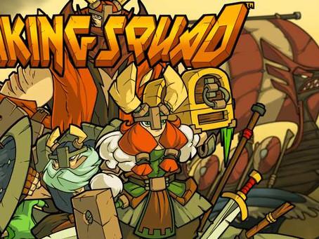 viking squad interview