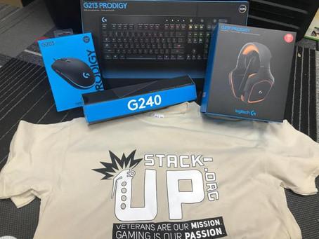 Win – Logitech PC Gamer Pack!