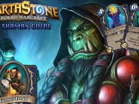 hearthstone standard face shaman deck strategy guide