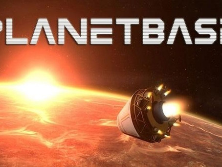 Planetbase – Colonial-Building Sim Now Available for Consoles