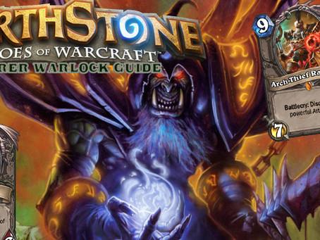 hearthstone explorers warlock deck strategy guide