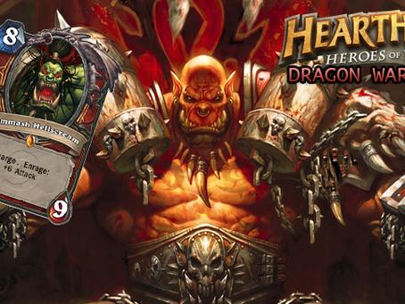 hearthstone standard dragon warrior deck strategy guide