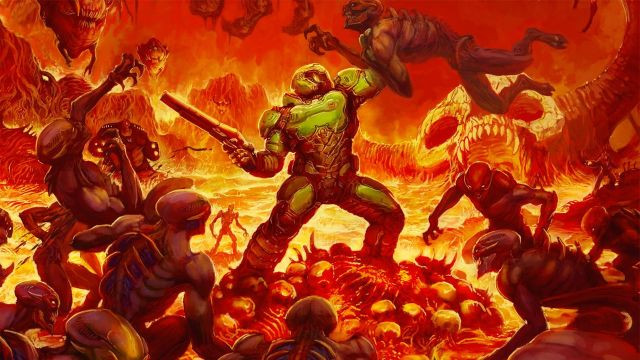 bethesda, doom, id software, romero, review, gameplay, spoiler, guide, review, marine,