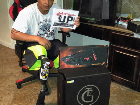 supply crate trick2g fan receives thunder lords gaming rig