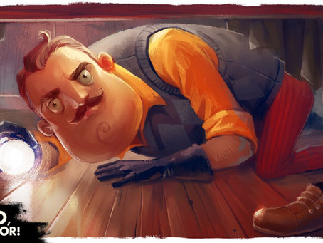 Hello Neighbor – Final Build Available Now!