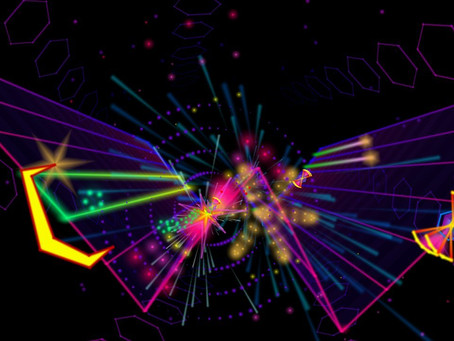 Tempest 4000 -Atari And Jeff Minter Bring the Sequel Later This Year