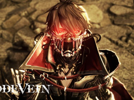 Code Vein – New Rock and Roll Trailer with Animation by Ufotable