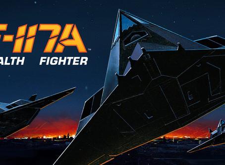 Review: F-117A Nighthawk (Nintendo Switch)