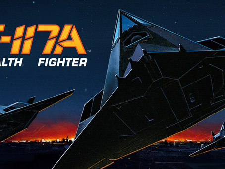 Review: F-117A Nighthawk (Nintendo Switch)